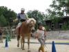 Eierlaufen zu Pferd