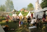 Siedlerlager zum Karl-May-Fest